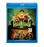 ParaNorman (Three-Disc Combo Pack: Blu-ray 3D + Blu-ray + DVD + Digital Copy + UltraViolet)