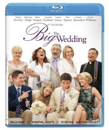 The Big Wedding [Blu-ray] DVD