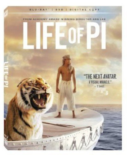 Life of Pi [Blu-ray] DVD