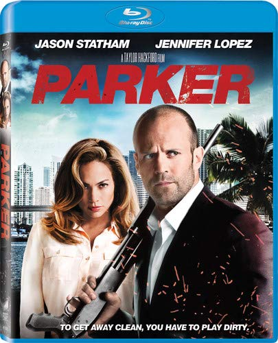 Parker [Blu-ray] DVD