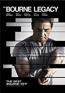 Friday Flick: The Bourne Legacy