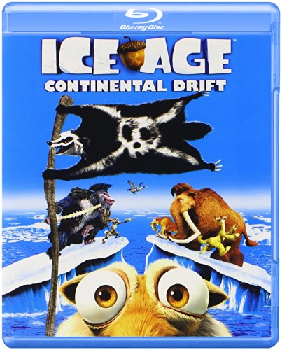 Ice Age: Continental Drift [Blu-ray] DVD