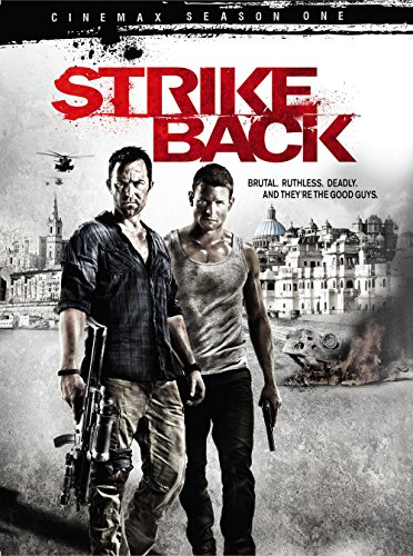 Strike Back: The Complete First Season  DVD