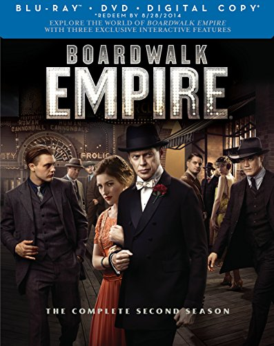 Boardwalk Empire: The Complete Second Season  DVD