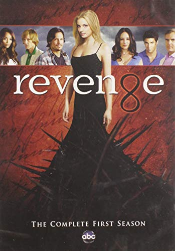 Revenge: The Complete First Season DVD