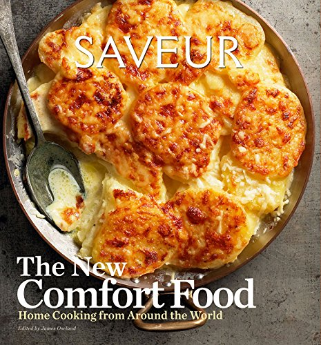 Book Saveur The New Comfort Food