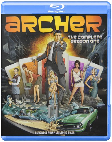Archer: Season 1 [Blu-ray] DVD