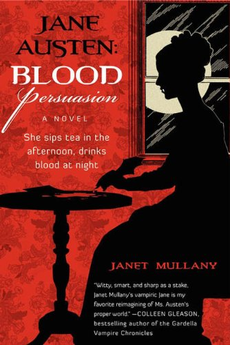 Book Jane Austen Blood Persuasion
