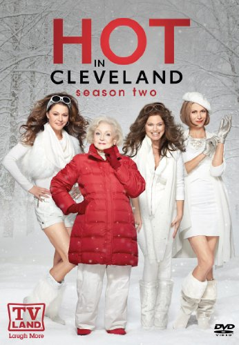 Hot in Cleveland-Season Two DVD