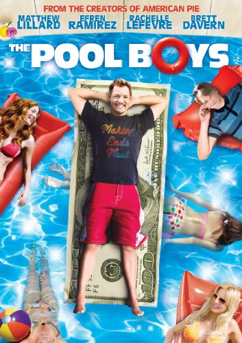 The Pool Boys DVD