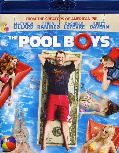 The Pool Boys [Blu-ray] DVD