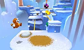 Screenshot: Super Mario 3D Land