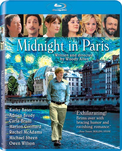 Midnight in Paris [Blu-ray] DVD