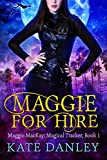 Free eBook - Maggie for Hire