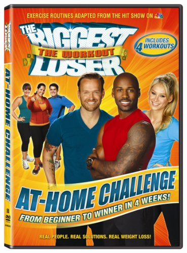 The Biggest Loser: At Home Challenge DVD