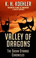 Book Cover: Valley of Dragons by K. H. Koehler