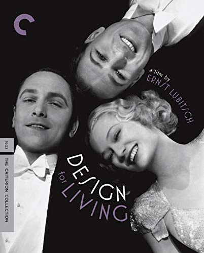 Design for Living (Criterion Collection) cover