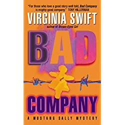 Bad Company (Mustang Sally Mysteries)