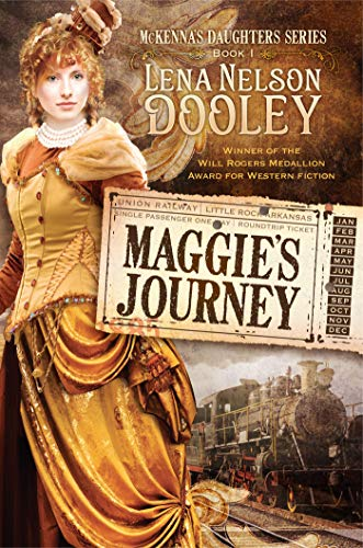 Maggie's Journey (McKenna's Daughters) by Lena Dooley Nelson