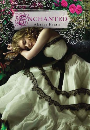 Book Enchanted - Alethea Kontis