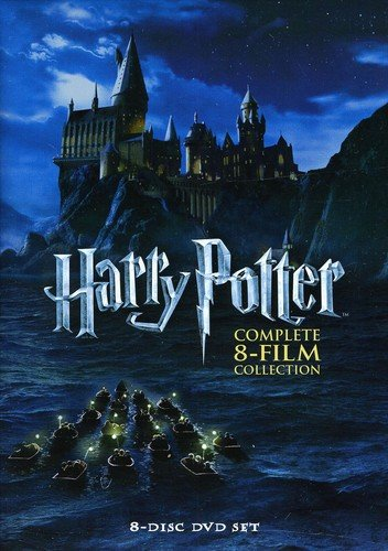DVD Harry Potter DVD
