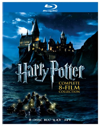 Harry Potter: The Complete Collection cover