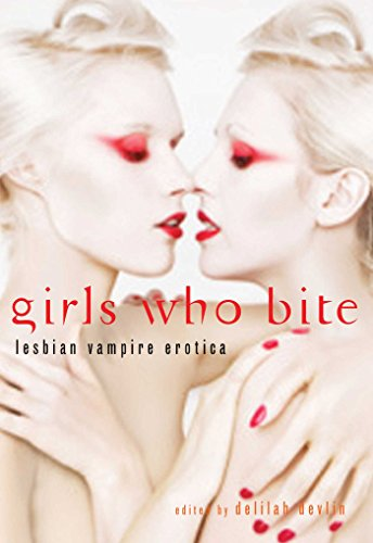 Book Girls Who Bite - Lesbian Vampire Anthology