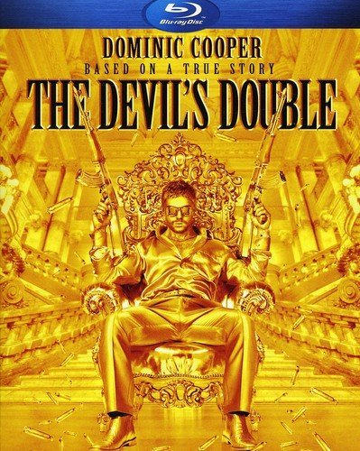 The Devil's Double [Blu-ray] DVD
