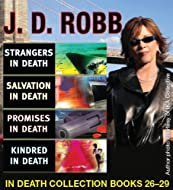 Book Cover: J D Robb In Death Collection, books 26-29