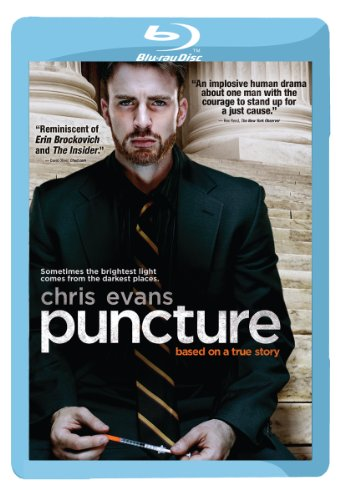 Puncture [Blu-ray] DVD