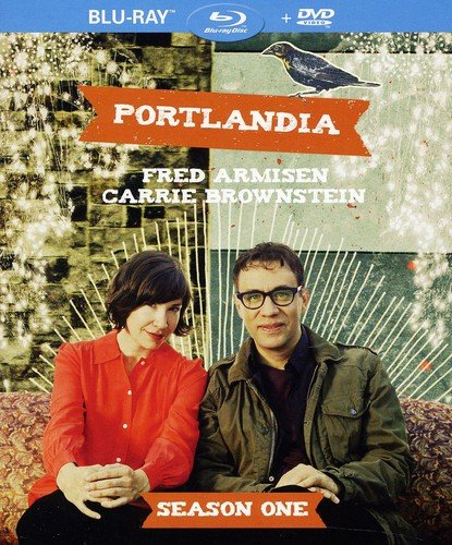 Portlandia: Season One [Blu-ray] DVD