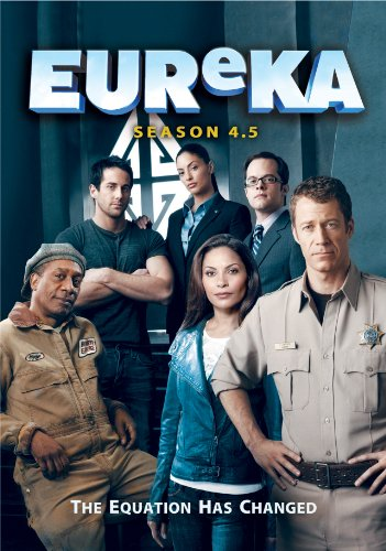 Eureka: Season 4.5 DVD