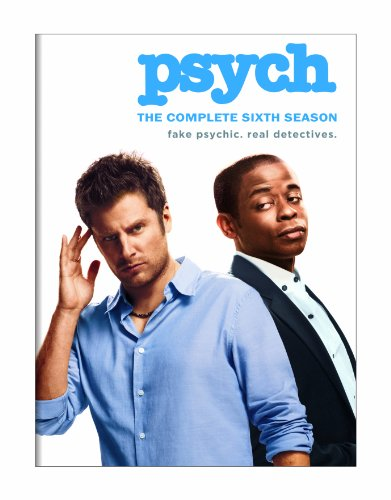 Psych: Season Six DVD