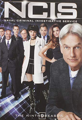 NCIS: The Complete Ninth Season DVD