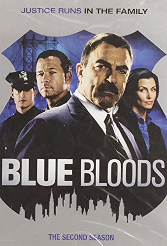 Blue Bloods: The Second Season DVD