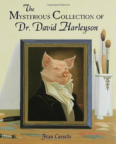 [The Mysterious Collection of Dr. David Harleyson]