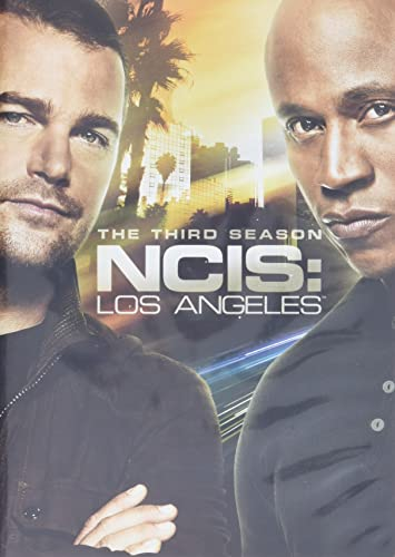 NCIS: Los Angeles - The Third Season DVD