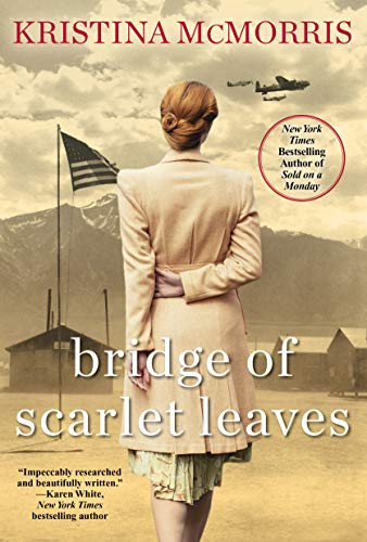 Book Bridge of Scarlet Leaves
