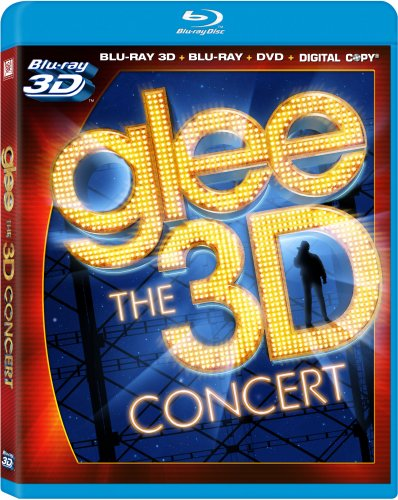 Glee: The Concert Movie 3D [Blu-ray] DVD
