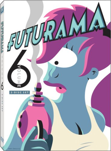 Futurama Volume 6 cover