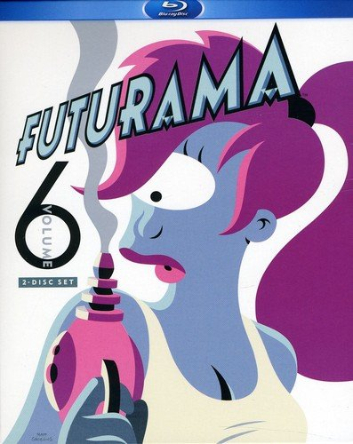 Futurama: Vol. 6 [Blu-ray] DVD