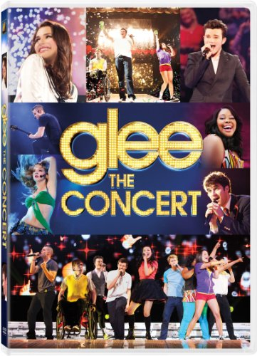 Glee: The Concert Movie DVD