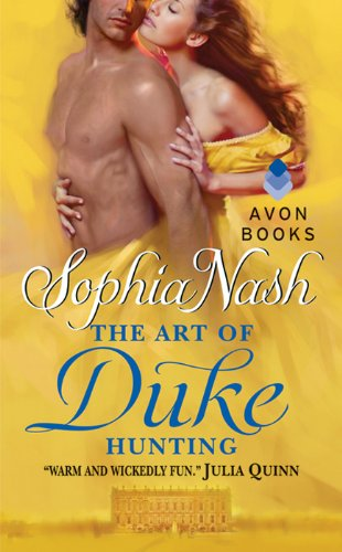 The Art of Duke Hunting - Sophia Nash