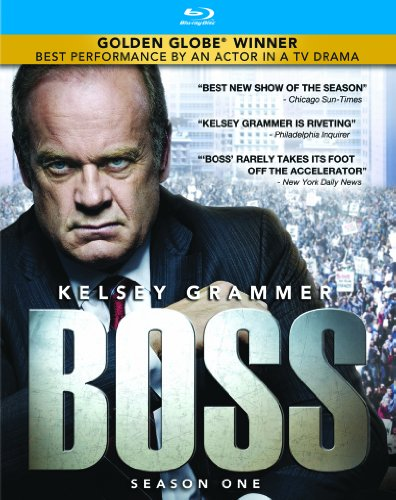 Boss Season 1 [Blu-ray] DVD