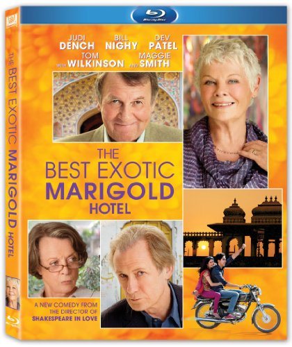 The Best Exotic Marigold Hotel [Blu-ray] DVD