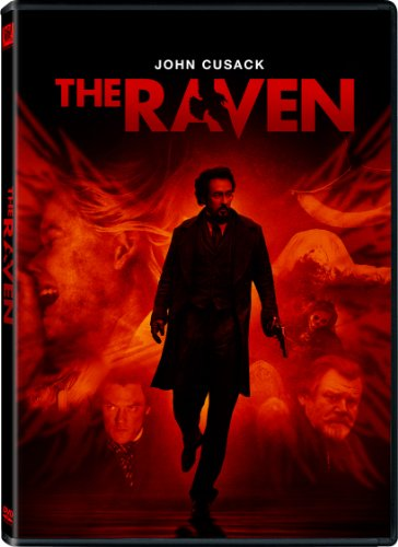 The Raven DVD