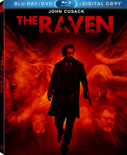 The Raven [Blu-ray] DVD