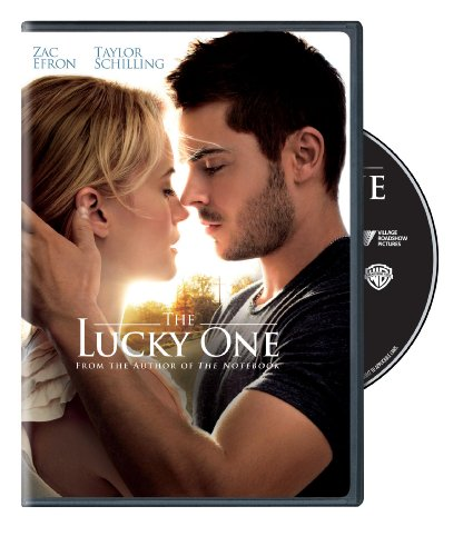 The Lucky One  DVD