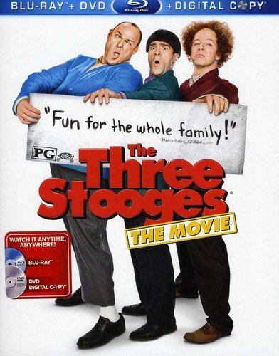 The Three Stooges [Blu-ray] DVD