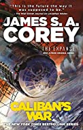 Book Cover: Caliban's War by James S A Corey